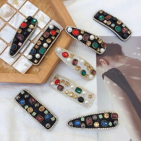 Clip bb coréen strass perle NHSM262223's discount tags