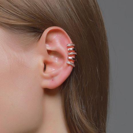 nuevo clip tridimensional simple de cinco huesos de oreja no perforado NHDP262225's discount tags