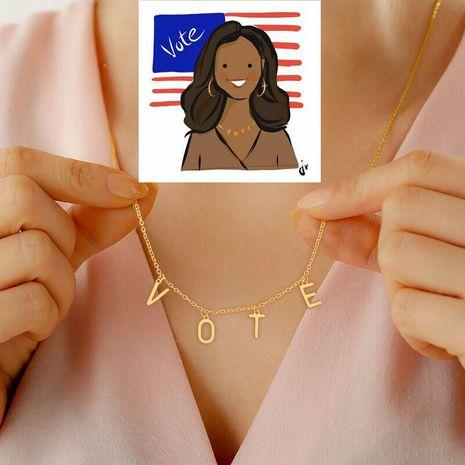 apoyo a la lucha por la libertad y la igualdad collar de mujer NHDP262237's discount tags