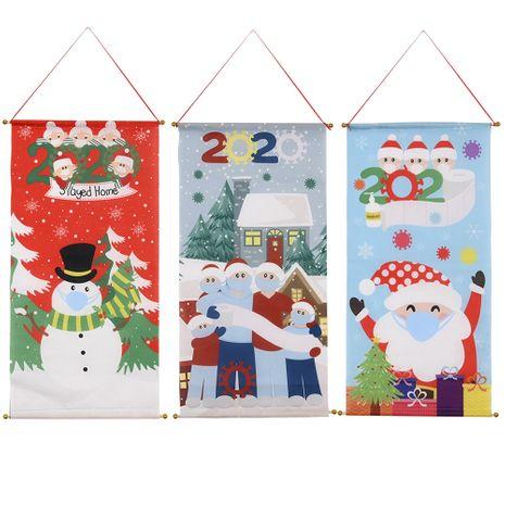 tissu suspendu créatif 20 nouveaux drapeaux suspendus créatifs décoration murale vieil homme drapeau suspendu NHHB262253's discount tags