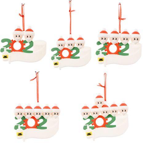 Décorations de Noël Pendentif suspendu arbre de Noël NHHB262261's discount tags