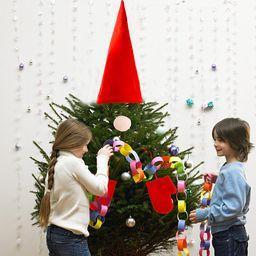 Decoración navideña Nuevo árbol de navidad creativo NHHB262272