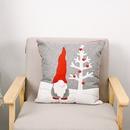 Christmas ornaments faceless doll tree pillowcase Santa Claus pillowcase pillowcase  NHHB262294