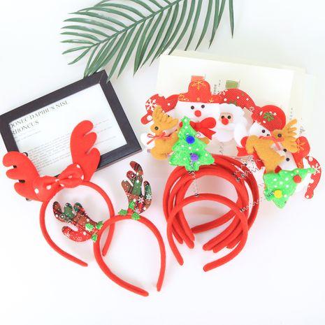 Fournitures de fête de fête bandeau de Noël en gros NHAH262483's discount tags