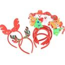 Festive party supplies Christmas headband wholesale NHAH262483