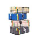 new storage box lattice flannel jewelry storage box  NHHO262142