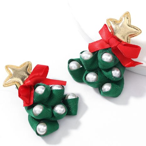 Christmas star earrings  NHJE262510's discount tags