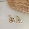 NHYQ1147536-Double-B-earrings-gold