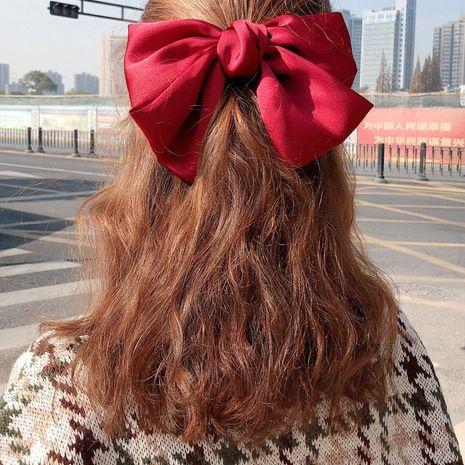 fashion new simple korean  bow hair rope or clip  NHCQ262627's discount tags