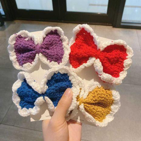 new  Korean  bow clip  NHCQ262634's discount tags