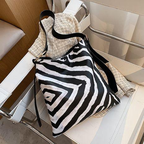 neue trendige Einkaufstasche Umhängetasche mit großer Kapazität NHJZ262654's discount tags