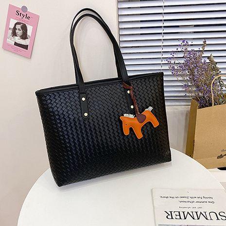 neue trendige koreanische wilde große Tasche mit großer Kapazität NHJZ262655's discount tags