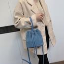 new fashion  lamb  portable bucket bag  NHJZ262670