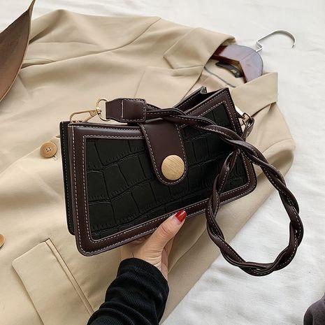 neue trendige modische Textur One-Shoulder Achselhöhle Tasche NHJZ262683's discount tags