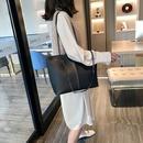 neue trendige koreanische groe einfache PendlerEinkaufstasche NHJZ262695