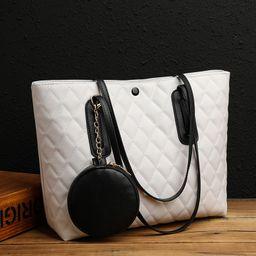 new trendy one-shoulder underarm bag large capacity tote bag  NHJZ262699