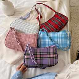 popular new trendy fashion  shoulder bag casual wild underarm bag NHRU262729