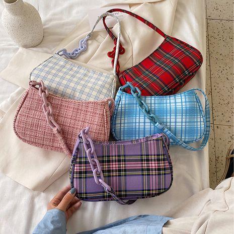beliebte neue trendige Mode Umhängetasche lässig wilde Unterarmtasche NHRU262729's discount tags