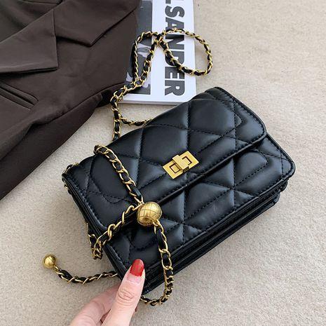 neue trendige Unterarmtasche Wild Chain Messenger Bag NHLH262748's discount tags