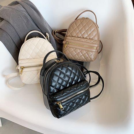 New Fashion All-Match Textur Single-Shoulder Messenger Multifunktions-Diamantrucksack NHLH262770's discount tags