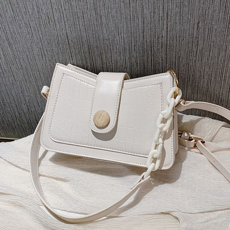 neuer Trend koreanische Mode Umhängetasche wilde Single-Umhängetasche NHLH262840's discount tags