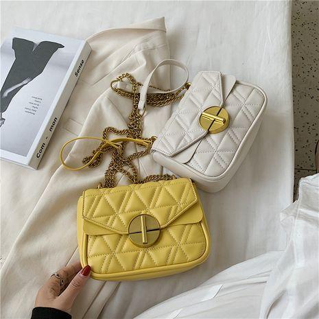 new trendy wild  rhombus chain bag fashion messenger shoulder bag NHLH262848's discount tags