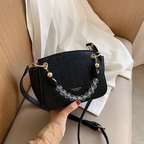 Trendy fashion simple casual  new  single shoulder messenger bag NHJZ262886's discount tags