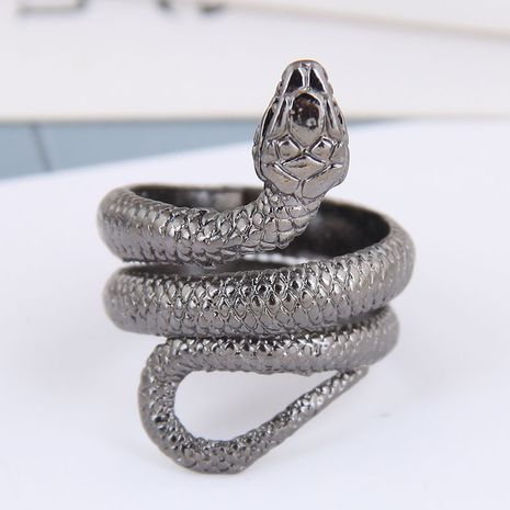 fashion retro simple auspicious snake personality  ring NHSC262917's discount tags