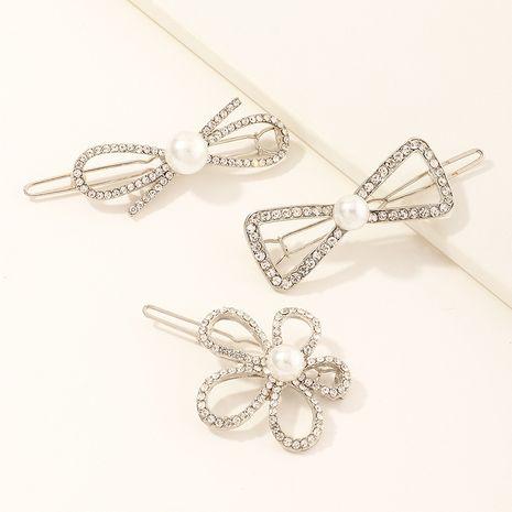 nouveau clip de mandrin de crochet de papillon de coeur creux accessoires de cheveux de filles mignonnes NHNU262984's discount tags