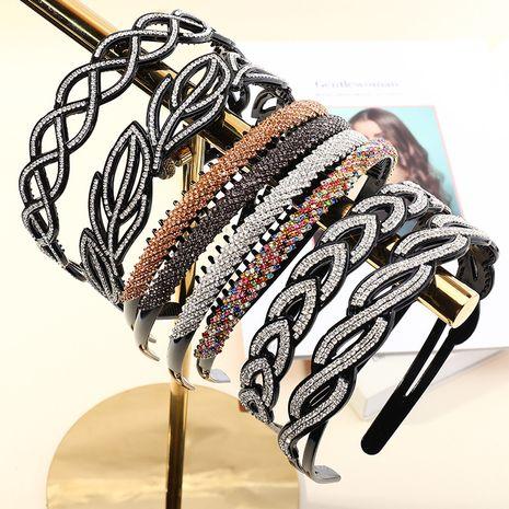 Chapeau antidérapant simple en strass coréen Épingle à cheveux coréenne pour les femmes NHAU263016's discount tags