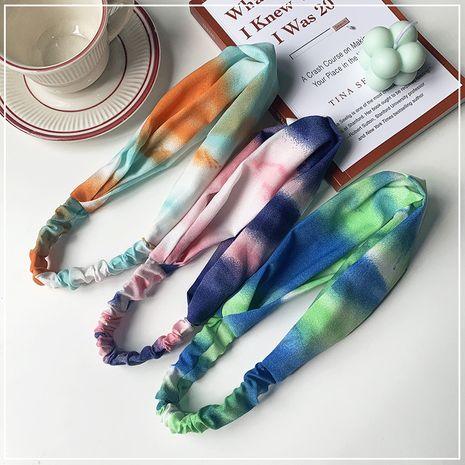 diadema teñida de publicidad diadema de color mezclado al por mayor NHOF263094's discount tags