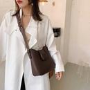 new fashion womens messenger autumn Korean wild oneshoulder pictureframe bag NHJZ263295