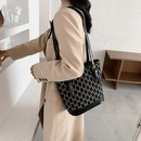 New largecapacity shoulder bag women Korean portable bucket bag NHJZ263318