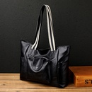 retro largecapacity shopping autumn new wild portable soft tote handbags  NHJZ263404
