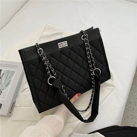 large-capacity tote bag chain bag lady messenger bag shoulder bag NHJZ263409's discount tags