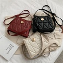 Simple small bag fashion chain rhombus messenger allmatch shoulder bag NHLH263440