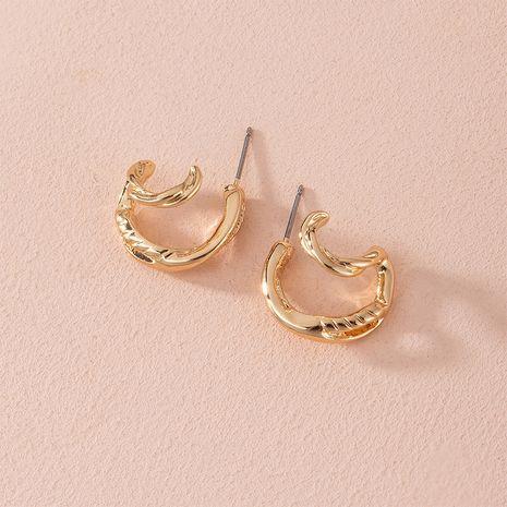 Boucles d'oreilles en alliage exagérées rétro de mode pour les femmes en gros NHAI252760's discount tags