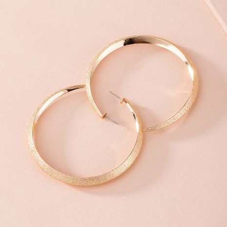new exaggerated geometric metal retro alloy earrings for women wholesale  NHAI252783's discount tags