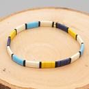 fashion bohemian tila beaded handmade couple bracelet jewelry wholesale NHGW252808