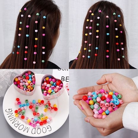 Korean candy color mixed color hairpin small catch clip girl hairpin wholesale NHNA252885's discount tags