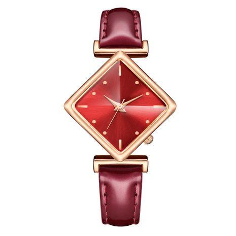 Reloj de correa de moda Reloj de pulsera de cuarzo con esfera de diamante estilo OL al por mayor NHSS252931's discount tags