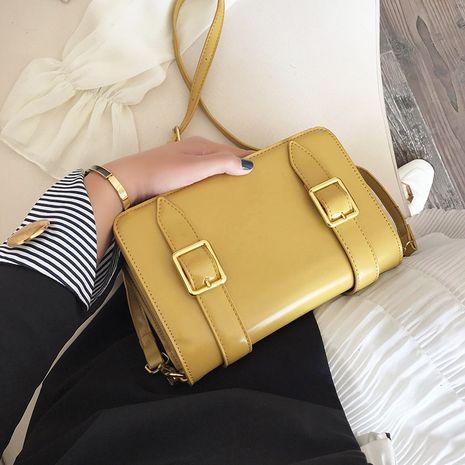 Lemon soda handbags new small square bag fashion shoulder bag wholesale NHLH252933's discount tags