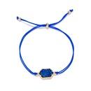 fashion crystal cluster love  Christmas string imitation natural stone bracelet  NHAN252982
