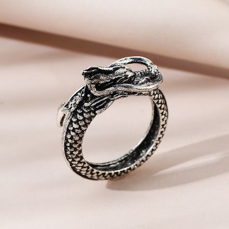Korean wild exaggerated  men's alloy ring hot-saling wholesale NHPS253002's discount tags