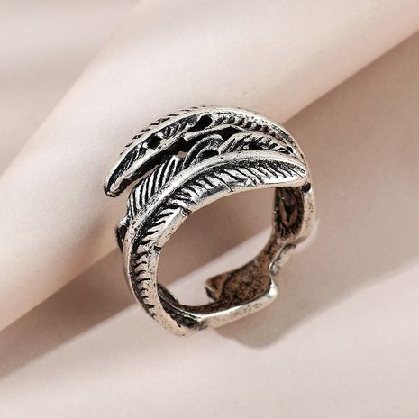 Korean simple wild trend men's alloy ring hot-saling wholesale NHPS253003's discount tags