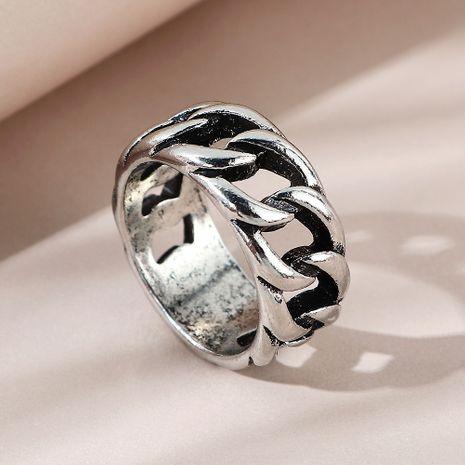 Korean fashion trendy men's alloy ring hot-saling wholesale NHPS253004's discount tags