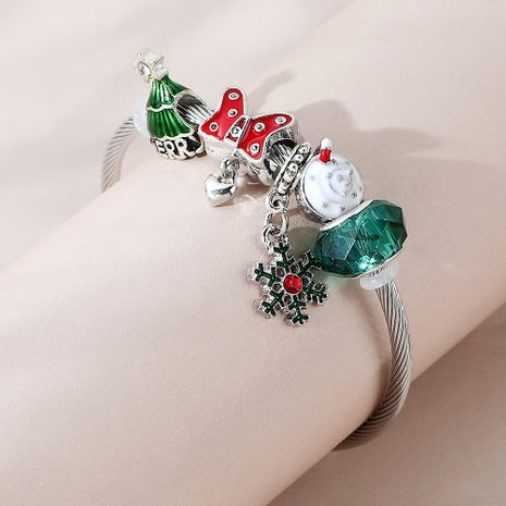 Christmas creative bracelet wholesale nihaojewelry NHPS253030's discount tags