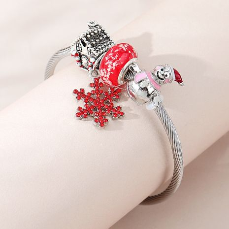 Christmas fashion new hot style bracelet wholesale nihaojewelry NHPS253032's discount tags