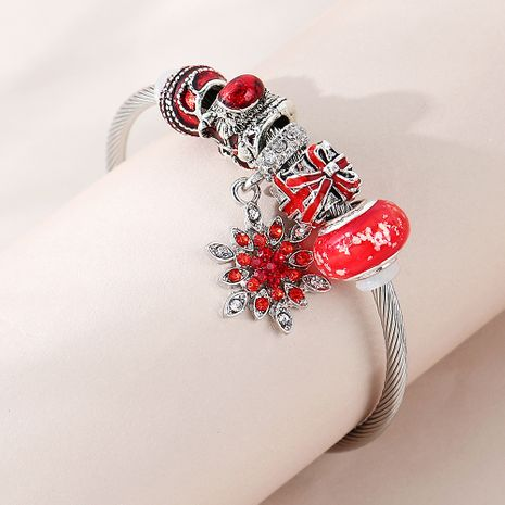 Christmas creative bracelet wholesale nihaojewelry NHPS253033's discount tags