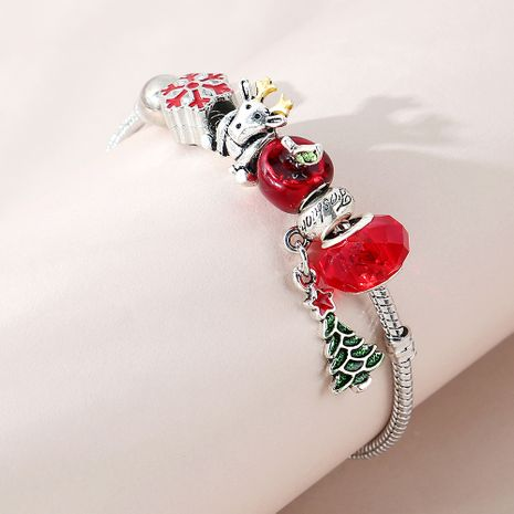 Christmas creative sweet bracelet wholesale nihaojewelry NHPS253034's discount tags
